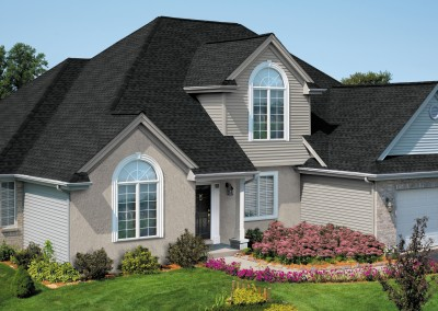 GAF Timberline HD Charcoal