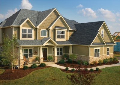 GAF Timberline HD Pewter Gray